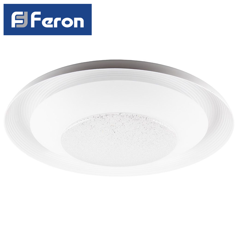 Led controlled ceiling light patch Feron AL5220 plate 60 W 3000 K-6500 K White led controlled ceiling light patch feron al5450 plate 60 w 3000 k 6500 k white 29718