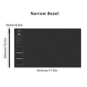 Image 2 - Huion giano WH1409 V2ワイヤレスグラフィック描画タブレットデジタルペンタブレットチルト機能バッテリーフリーで8192レベル