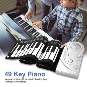 49 Key Portable Flexible Digit
