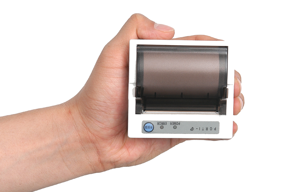 WOOSIM 58mm Receipt-Printer Parallel/ttl-Interface Panel-Mount Taxi PORTI-P40/PP40