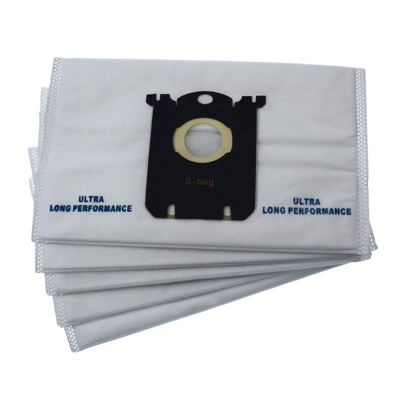 9 Vacuum Bags for Electrolux EL4200A Maximus S-Bag EL7062A Oxygen S-Bag