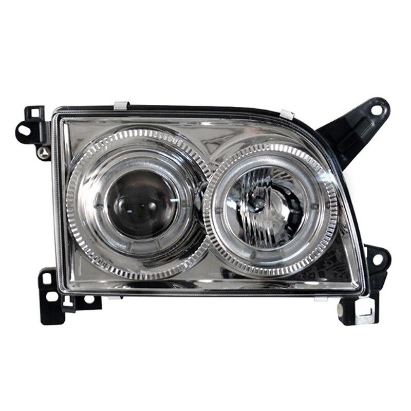 Headlight Right fits TOYOTA HIACE 1994 1995 1996 1997 1998 1999 2000 2001 2002 2003 2004 2005 Headlamp Right Side CRYSTAL