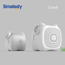 Cute Bluetooth Speaker Metal Mini Portable Speakers Subwoof Sound With Microphone