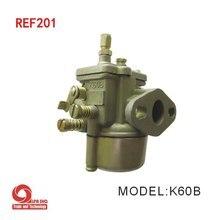 KM60B карбюратор мопеда для ATV, Dirt Bike, мотоцикл и Картинг с сертификацией ISO9001