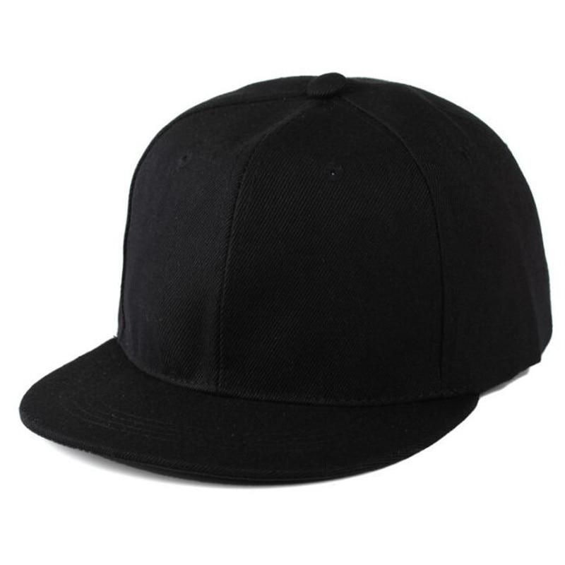 Mens baseball cap Adjustable Men Women Baseball Capoutdoor baseball cap Snapback Blank Plain Snapback Hats gorra snap back