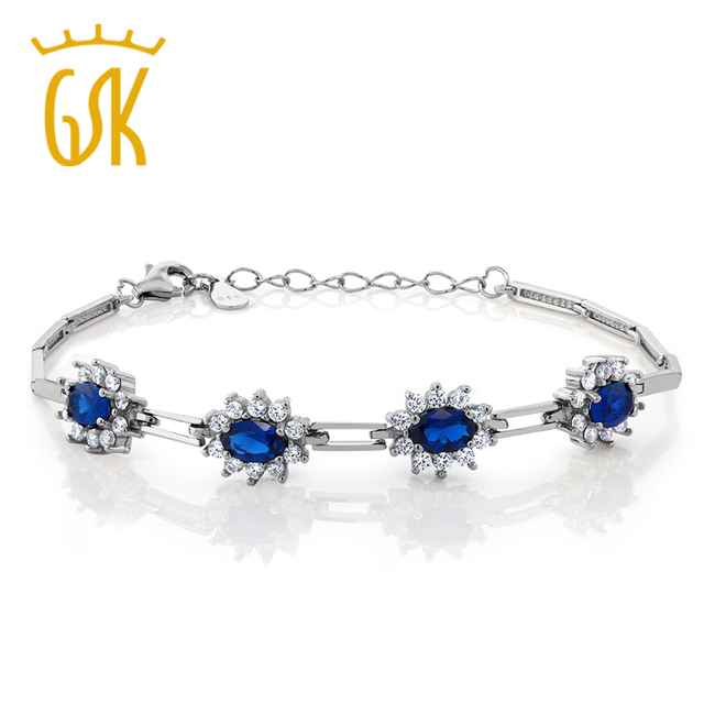pair embellished of designer with blue sapphire two stones products bangles ms bracelets buy