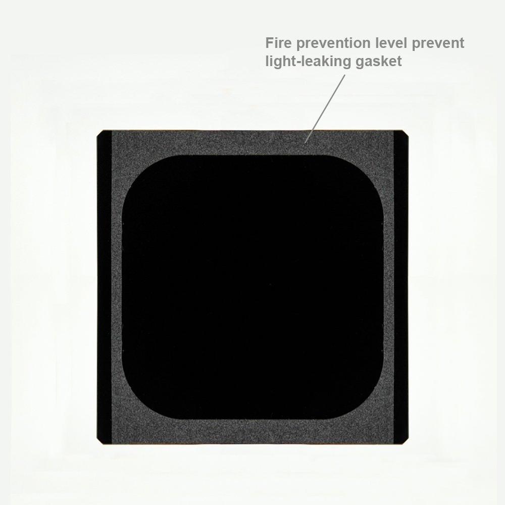 Filtre à densité neutre carré NiSi 150X150mm, AR ND64 (1.8), ND 6 arrêts filtre à verre optique système 150mm pour objectif Nikon 14-24