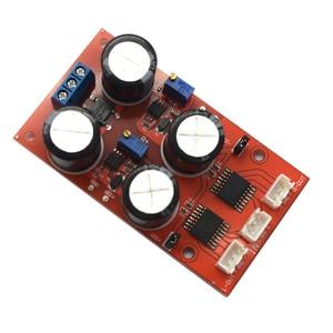 Image 3 - Lusya Dual channel DRV134 unbalanced to balance board use for Balanced input power amplifier board F6 003