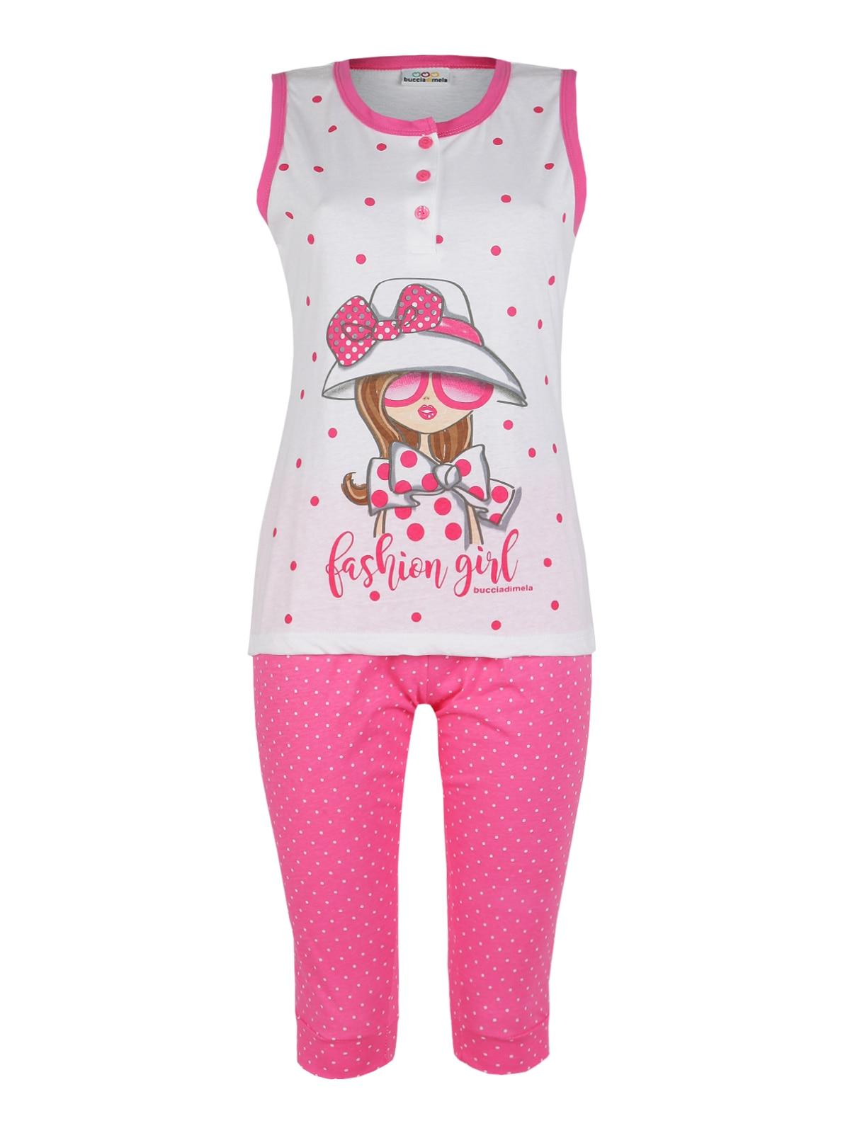 Pajamas 3/4 Cotton
