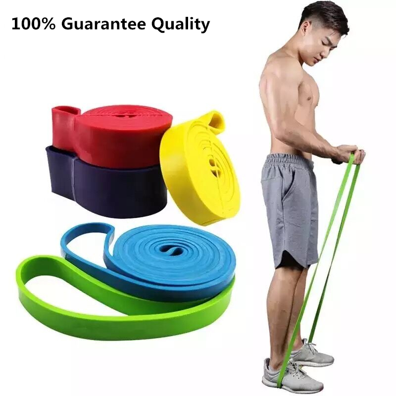 2080MM Super Long Resistance Bands Healthy Sport Style Gym Expander Power Lifting Crossfit Strengthen Muscle Training Strap