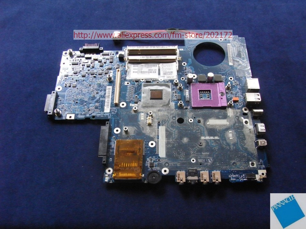 K000054420 Motherboard for Toshiba satellite P200 P205 LA 3441P ISRAA L34 tested good