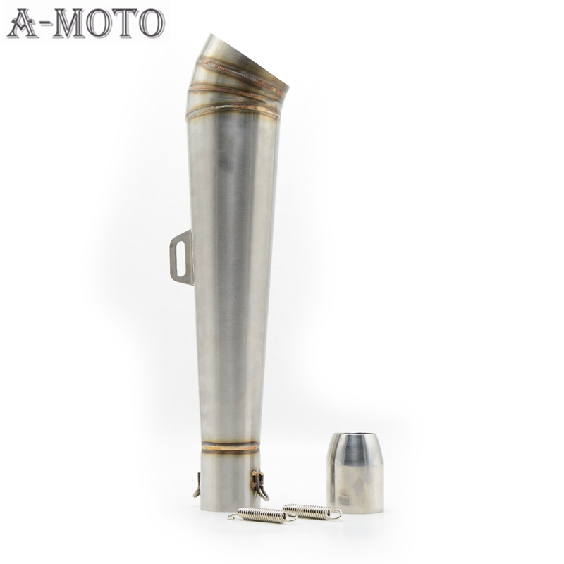 Scooter Muffler pipe Motorcycle accessories  Exhaust Pipe  For Honda CBR1000RR 2004 2005 2006 2007 2008 2009 2010 2011 motocross dirt bike enduro off road wheel rim spoke shrouds skins covers for yamaha yzf r6 2005 2006 2007 2008 2009 2010 2011 20