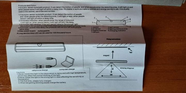 PIR датчик движения; светодиодный датчик; шкаф пластиковый;