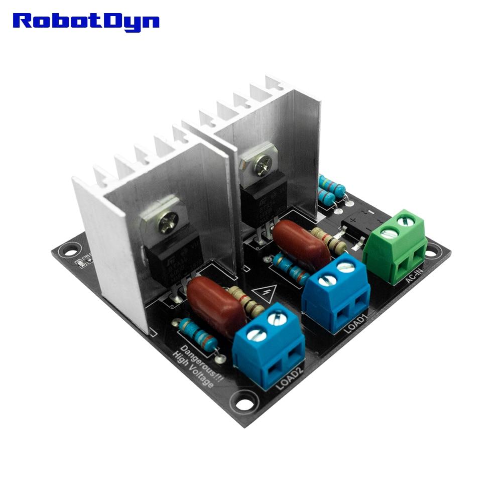 AC Light Dimmer Module,…