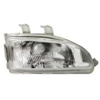 Headlight Right fits HONDA CIVIC 3/4 Doors 1992 1993 1994 1995 Headlamp Right
