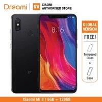 Глобальная версия Xiaomi Mi 8 6 ГБ 128 ГБ (новый и запечатанный)