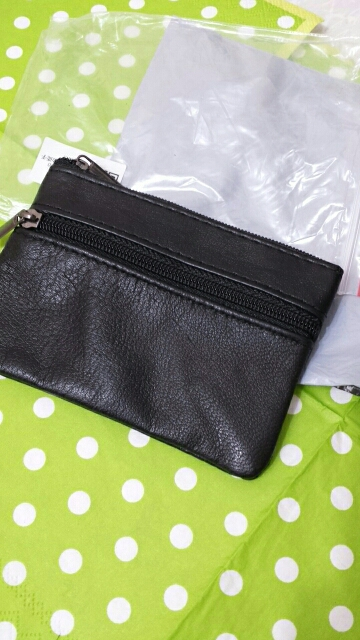 Soft Men Women Card Coin Key Holder Zip Leather Wallet Pouch Bag Purse Gift New photo review