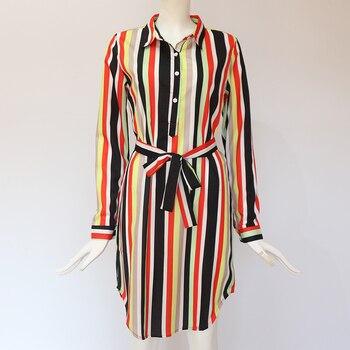 Long Sleeve Shirt Dress 6
