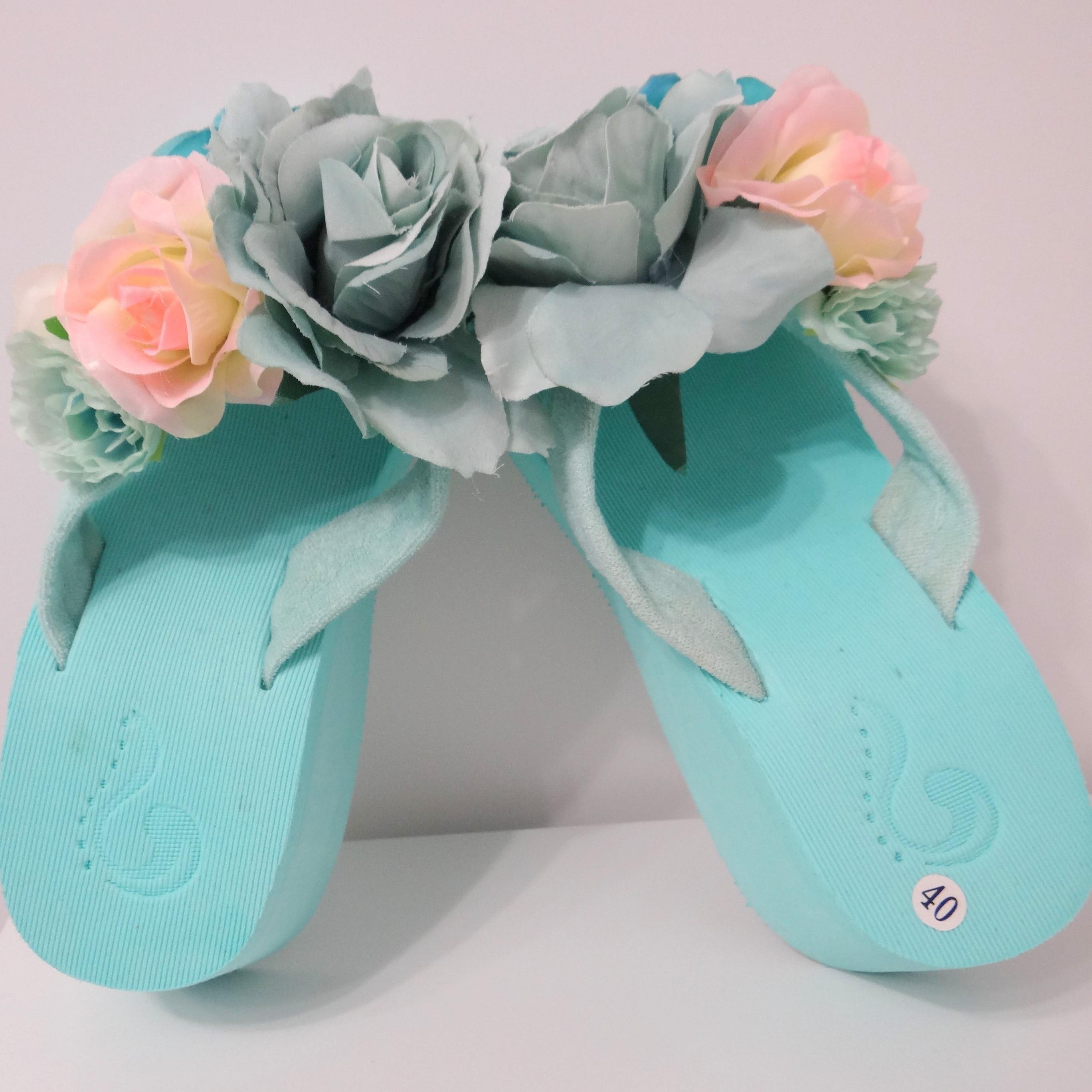 8eca4eb8e HTUUA 2017 New Summer Slippers Women Fashion Flip Flops Beach ...
