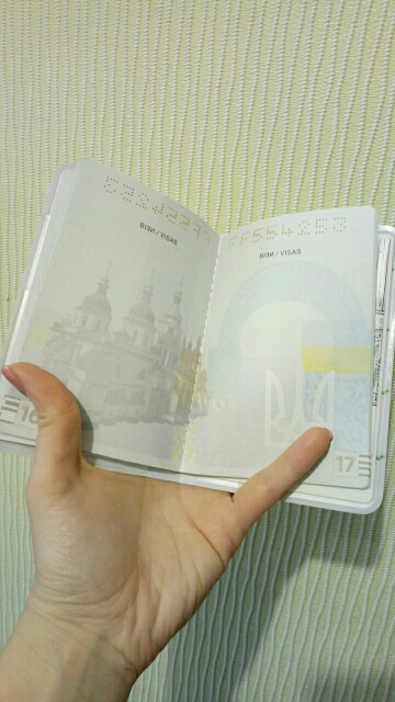 1pc Fashion New Passport Holder Documents Bag Sweet Trojan Travel Passport Cover Card Case Travel Accessories photo review