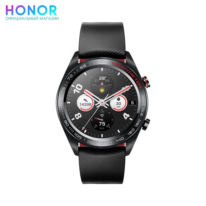 HONOR Watch Magic Black Silicone wokka watch q360 black