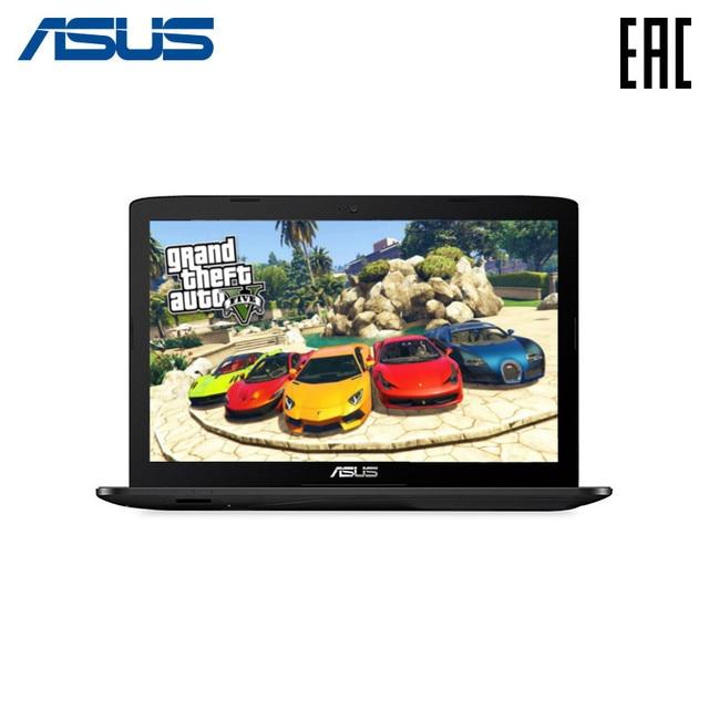 """Ноутбук игровой Asus ROG GL552VW-CN866T 15.6""""/i5 6300HQ/8Gb/1Tb/GTX960M/DVD-RW/Win10/Black (90NB09I1-M10940)"""
