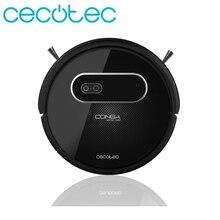 Cecotec робот пылесосы для автомобиля Conga серии 1190 умный и аккуратный 4 в 1 с 3 уровня очистки Deluxe системы