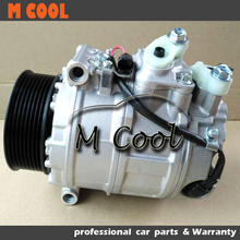 High Quality AC Compressor For MERCEDES BENZ W164 W251 X164 2005-2009 A0012308811 A0022305311 447260-2880 for auto ac compressor mercedes benz x164 gl320 gl420 gl450 w251 v251 r280 r320 2483000870 2483001210 4371007110 4471500240