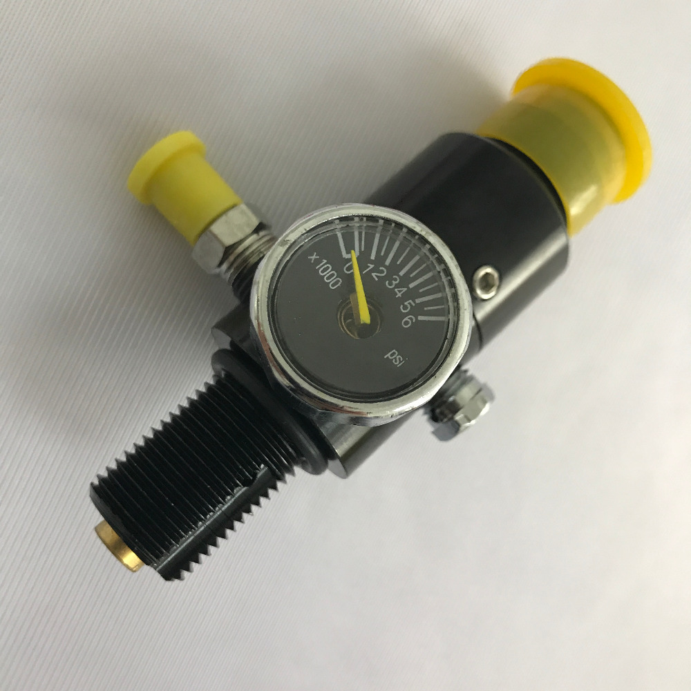 Good quality Fada-3 4500Psi Regulator for Paintball tank/HPA/CO2 cylinder    -V 60g co2 tank cylinder empty paintball co2 tank