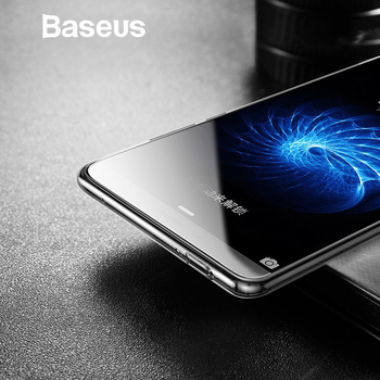Baseus For Huawei Mate 10 Case Ultra Thin Soft Silicone Case For Huawei Mate 10 Transparent TPU Anti Knock Shockproof Cover