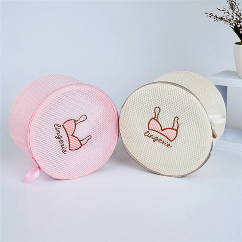 Durable Three Layer Thicken Bra Pants Lingerie Laundry Bag Washing Machine Zipper Mesh Case Protective Clothing Care Wash Bags