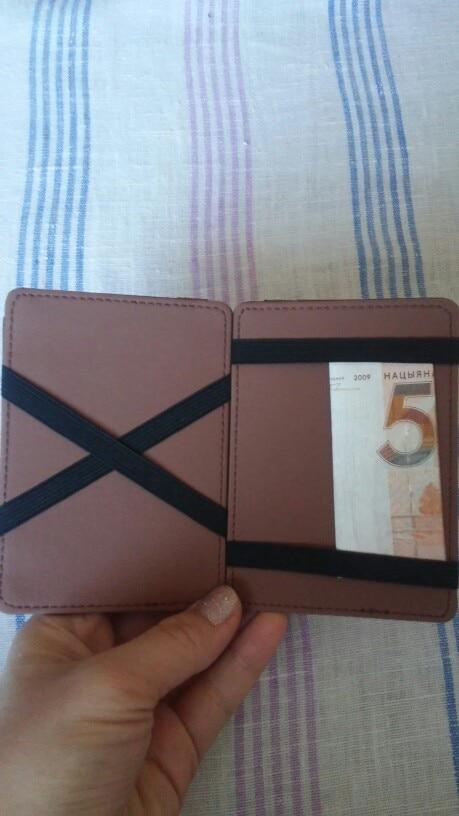 Материал Подкладки:: Синтетическая Кожа; мужской кошелек; небольшой бумажник женщин;