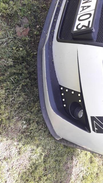 VODOOL 2.5 m/8.2ft 65mm genişlik araç Styling araç kalıp şerit kauçuk tampon şerit dış ön tampon dudak araba Sticker koruyucu
