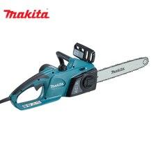 Пила цепная электрическая Makita UC4041A (Мощность 1800 Вт, длина шины 40 см, шаг цепи 3/8 дюйма, скорость цепи 14.5 м/с)
