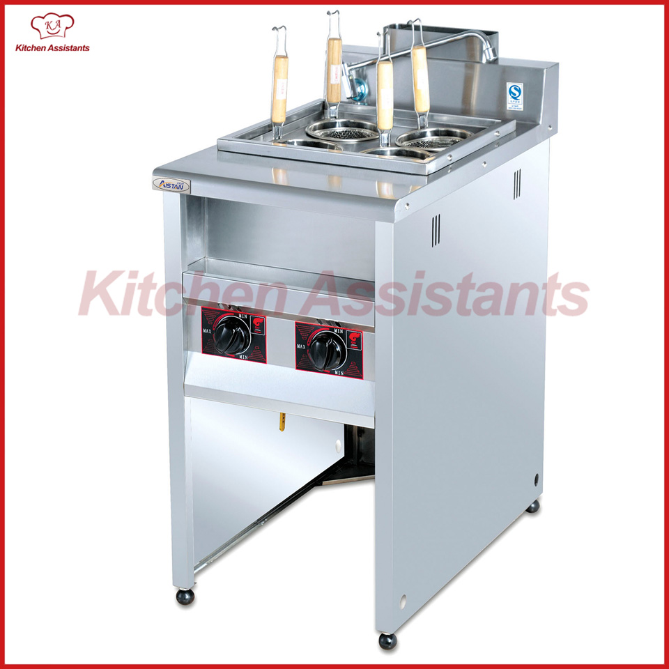 GH774Z gas convection pasta cooker machine commercial use pkjg gh776 gas convection pasta cooker 6 pan for commercial kitchen