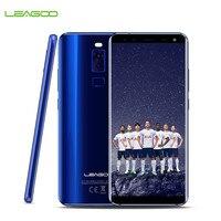 Leagoo S8 5 72 Inch 18 9 Display Android 7 0 MTK6750T Octa Core 3GB RAM