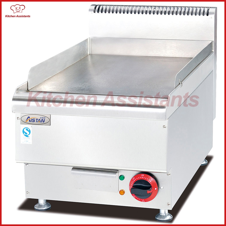 EH646 Electric Griddle(All flat) of catering equipment gh776 gas griddle with cabinet all flat