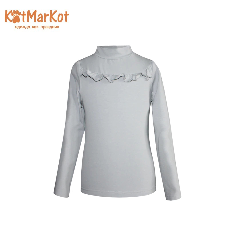 Turtleneck girls Kotmarkot 13728 kid clothes
