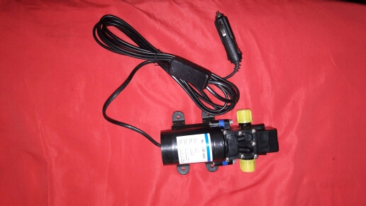 carzkool 12v car wash device car washing machine cleaning pump high pressure water pump dual silent
