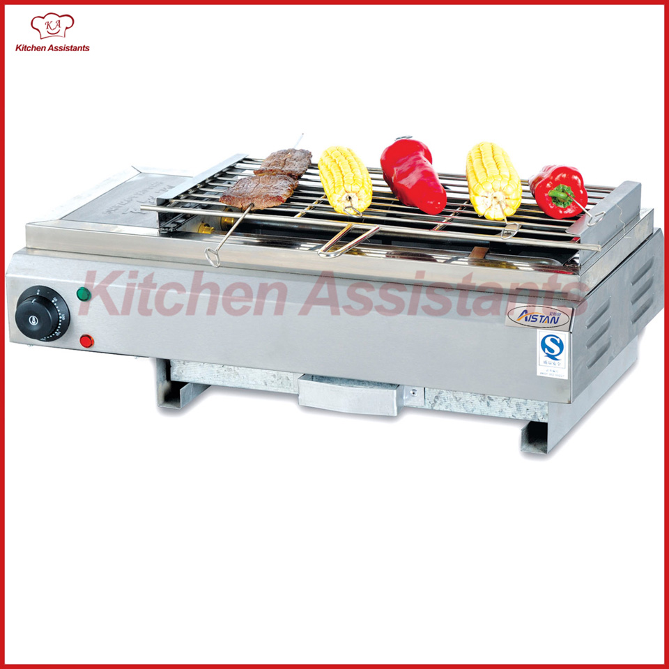 EB580 Electric Smokeless Barbecue Oven bbq grill electric type with accessories for outdoor цена