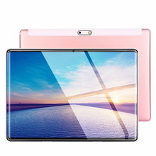 2019 CP7 2.5D IPS tablette PC 3G Android 9.0 Octa Core Google jouer les tablettes 6 GB RAM 64 GB ROM WiFi GPS 10 tablette écran en acier