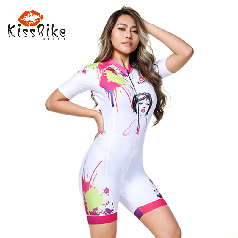 2019 Kissbike Sport Triathlon Body Skinsuit Kafitt Equipment Custom Clothes Team Cycling Clothing Maillot Frenesi Sexy Ciclismo Smoothing Circulation And Stopping Pains Security Alarm