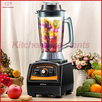3HP BPA FREE 3 9L Commercial Or Household Professional Smoothies Powerful Blender Food Mixer Juicer