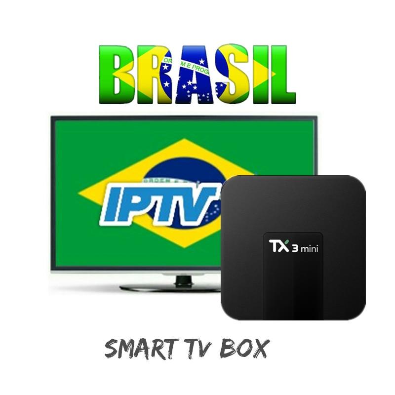 Brazil Smart TV IPTV TV Box Brazil sports chanels live channels, Htv,  Arabic IPTV European IPTV Smart TV Box