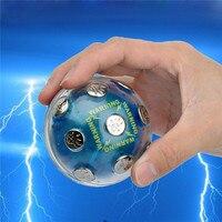 לוח משחק מצחיק צעצוע הלם אלקטרוני כדור מזעזע חם תפוחי אדמה משחק משחקי כיף מתבדח מתנת חידוש שתיית מסיבה גאדג 'ט צעצוע