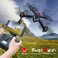 Stock MJX B2W Bugs 2W Monster WiFi FPV Brushless With 1080P HD Camera GPS Altitude Hold