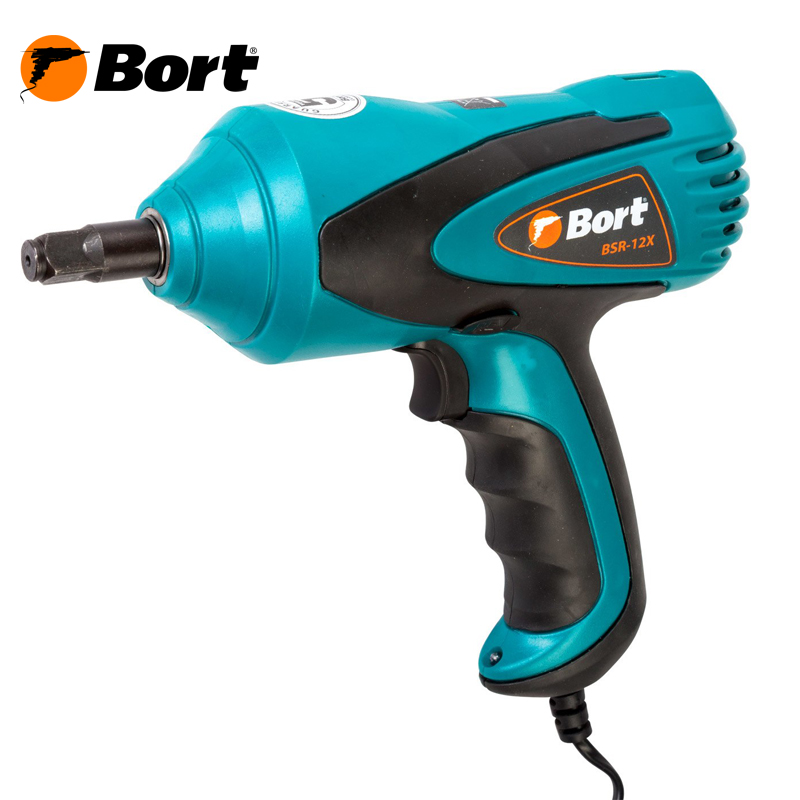 BORT Impact Wrench Electric Wrench Socket Wrench Hand Drill Installation Power DIY Household Torque Ratchet Max Torque Car Professional 12V BSR-12X wlxy wl 5224 diy hand twist drill grind polishing set