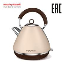 Электрический чайник Morphy Richards Accents Sand 102101