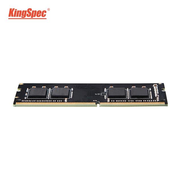 Ram ram ddr4 2400 v da memória ram ddr4 da memória de kingspec 4gb 8gb 16gb 1.2 mhz para a memória ram ddr4 do portátil do caderno do portátil 3