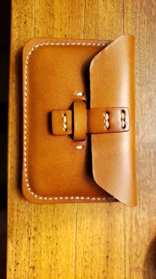 Visitekaarthouder Merk Designer Echt leer Vintage id & naam kaarthouder Retro Mini Portemonnees Portemonnees Hasp Pocket photo review